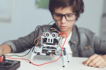 Robotica educativa y programación para niños