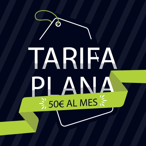 Tarifa Plana Formanovus 2018-2019