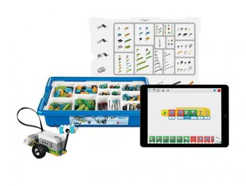 Machine Leraning for Kids. Robótica K6. (Alumnos de 6 a 9 años) GUADALAJARA