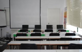 Aula de Formación Campus EdTech Cabanillas del Campo Guadalajara