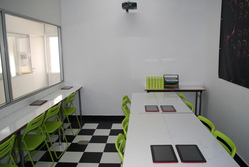 Sala Profesores Cabanillas del Campo