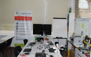 Campus tecnológico STEAM en Guadalajara