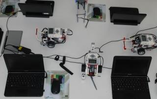 Campus de robotica educativa en Guadalajara