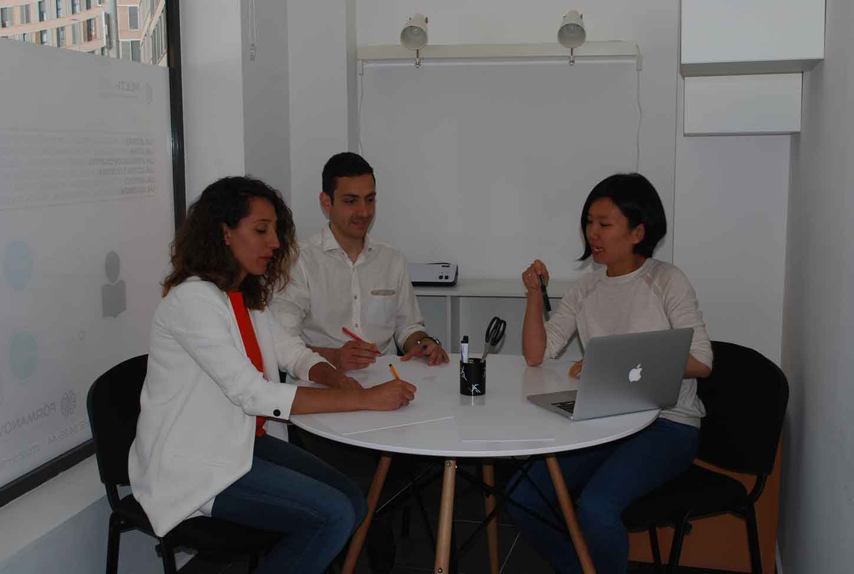 Alquiler de aulas de formación en Guadalajara