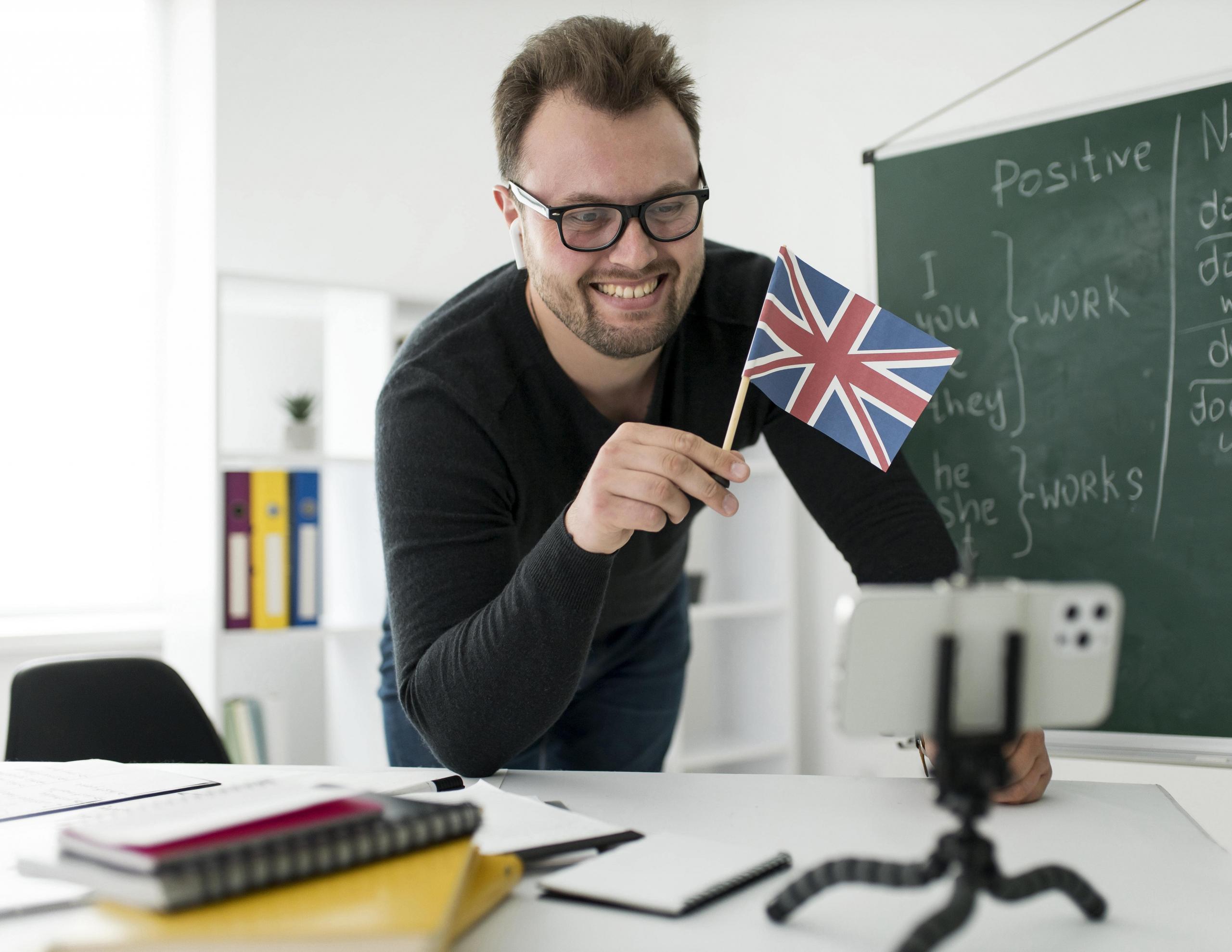 Curso preparación y obtención nivel B1 Inglés online